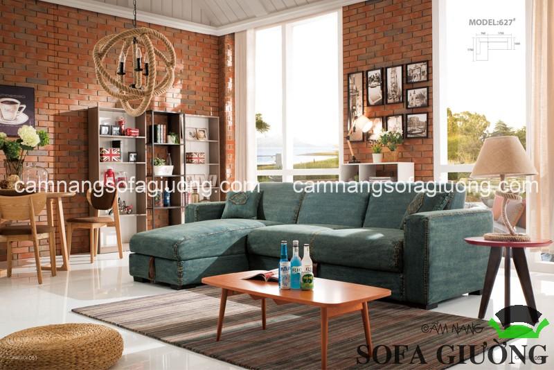 Các mẫu sofa giường thông minh có tác dụng khơi gợi cảm hứng cho người sử dụng