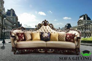 Những mẹo nhỏ nên biết khi sử dụng ghế sofa cổ điển cho căn chung cư cao cấp