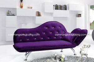 ghế sofa giường hiện đại pha cổ điển