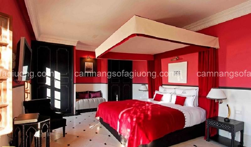 Thiết kế những mẫu phòng ngủ đẹp theo cung hoàng đạo
