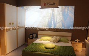 Cách đặt tủ quần áo phù hợp với phòng ngủ giúp gia chủ khỏe mạnh
