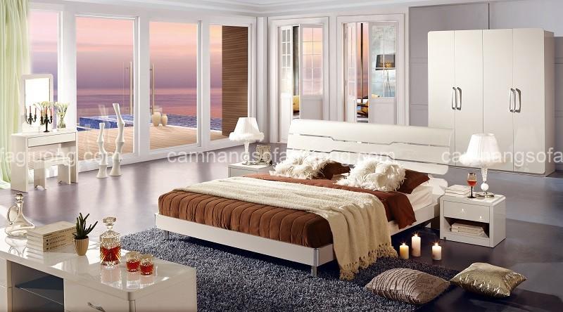 Tận dụng ban công giúp cho phòng ngủ đẹp hoàn mỹ