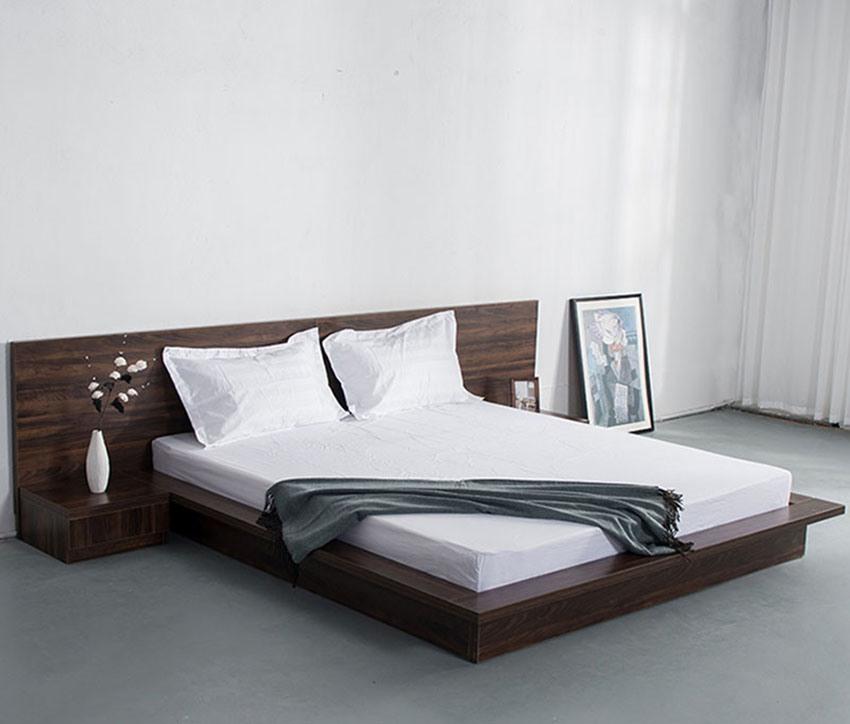 Mách bạn cách bài trí phòng ngủ theo phong cách Nhật Bản
